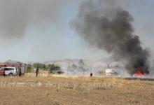 Photo of #Aspe: Al menos media docena de incendios en el barrio El Castillo