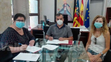 Photo of #Aspe: Primer convenio de colaboración entre Ayuntamiento y MACMA