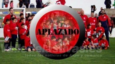 Photo of #Aspe: La UD Aspense aplaza el inicio de la escuela de fútbol base