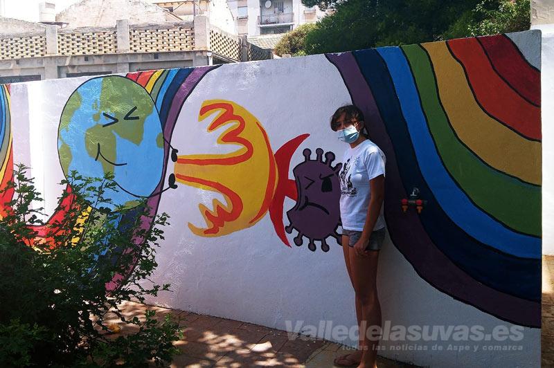 Mural Aspe