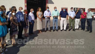 Photo of #Comarca: 40 millones de kilos para la campaña de la Uva del Vinalopó con Denominación de Origen