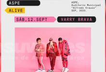 Photo of #Aspe: Varry Brava ofrecerá un concierto en Aspe