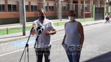 Photo of #Aspe: Anuncian el inicio de las obras de La Serranica y del nuevo Doctor Calatayud