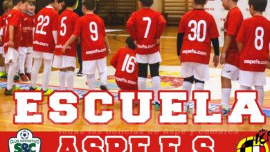 Photo of #Aspe: Este jueves comienza la Escuela Aspe FS