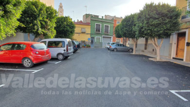 Photo of #Monforte: Urbanismo asfalta 8.570 m2 de calles