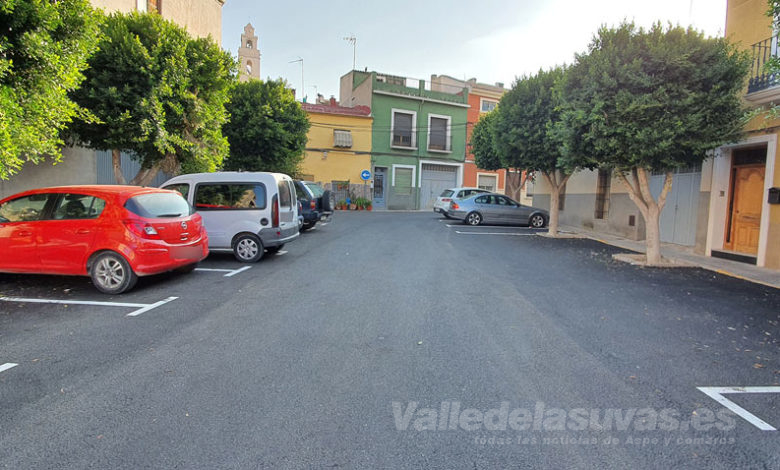 Photo of #Monforte: Urbanismo asfalta 8.570 m2 de calles