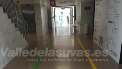 Photo of #Aspe: El Centro de Salud, prototipo del nuevo sistema de accesos en Atención Primaria