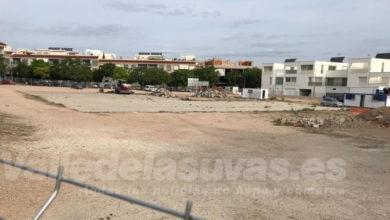 Photo of #Aspe: Inician las obras del nuevo colegio Doctor Calatayud