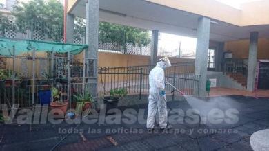 Photo of #Aspe incrementa las tareas de limpieza y desinfección en los colegios