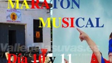 Photo of #Aspe: La Sociedad Musical Virgen de las Nieves ofrece un Maratón Musical
