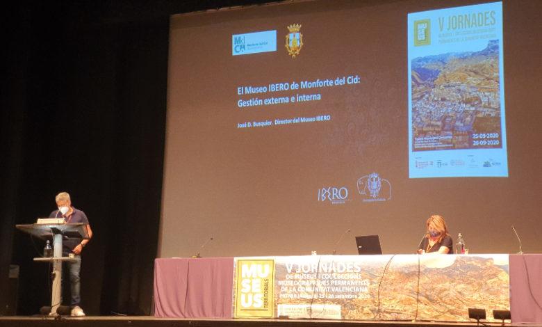 Photo of #Monforte: El Museo Íbero participa en las Jornadas de Museos de la Comunidad Valenciana