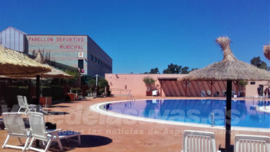 Photo of #Aspe: La Piscina de Verano registra 5.200 usos
