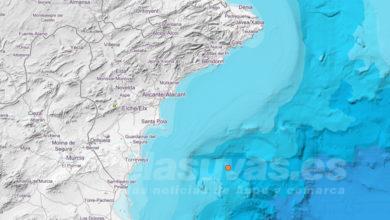 Photo of #Comarca: Un terremoto en la costa de Alicante se deja sentir en Aspe