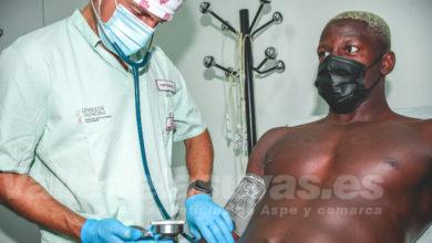 Photo of #Comarca: El Hospital del Vinalopó realiza las pruebas médicas de la plantilla del Elche CF