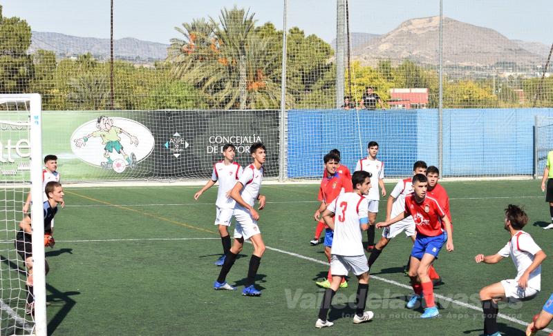 Fútbol Aspe Las Fuentes