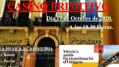 """Photo of #Aspe: La Sociedad Musical Virgen de las Nieves presenta """"La música y la historia"""""""