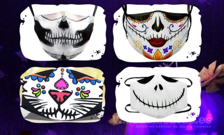 Photo of #Aspe: Juventud organiza un taller de mascarillas de Halloween online