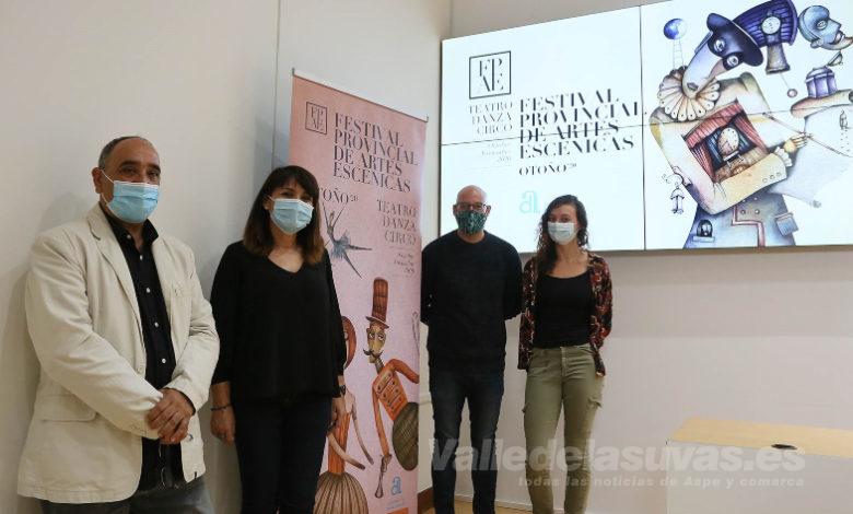 Photo of #Diputación: Más de 90.000 euros para promocionar las artes escénicas en once localidades del Vinalopó