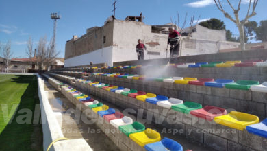 Photo of #Aspe: Abren al público las gradas de las instalaciones deportivas