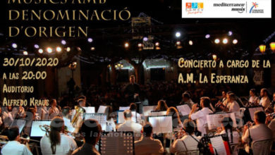 "Photo of #Aspe: Concierto de ""La Esperanza"" en el Auditorio"