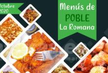 La Romana menús poble
