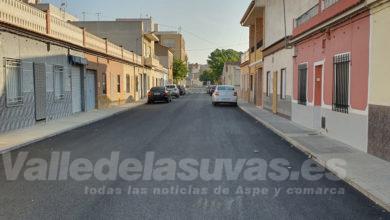 """Photo of #Monforte: Ángel Gutiérrez: """"La intención es reasfaltar todas las calles"""""""