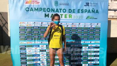 Photo of #Aspe: La aspense Pilar Rubio logra dos medallas en el Campeonato de España Master