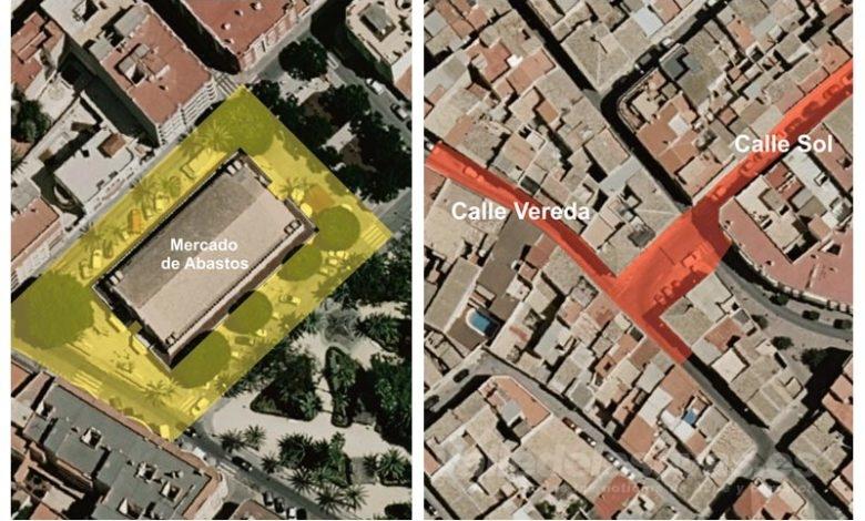 Photo of #Aspe: Localizan una entrada a los refugios antiaéreos de la calle Vereda