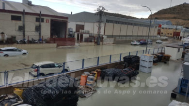 Photo of #Aspe: Reforman el Polígono Tres Hermanas I para evitar inundaciones