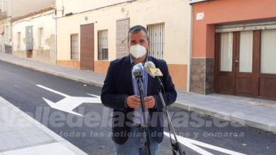 Photo of #Aspe: El Ayuntamiento recepciona las obras de las calles Nía y Polvorín