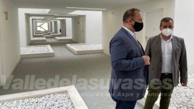 Photo of #Aspe: Finalizan las obras de 42 viviendas públicas con la visita del conseller Dalmau
