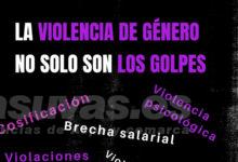 Photo of #Comarca: La Asamblea Feminista lanza una campaña contra las violencias machistas