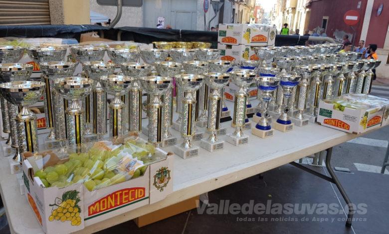 Photo of #Monforte recibe una subvención de la Diputación para la adquisición de trofeos deportivos