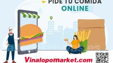 Photo of Vinalopó Market, pide tu comida en un click