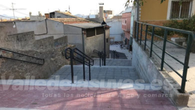 Photo of #Aspe: Finalizan las obras de la calle Nía de Aspe