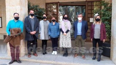 Photo of #Aspe: La consellera de Calidad Democrática, Rosa Pérez, visita Aspe