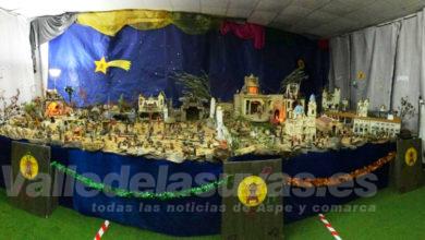 Photo of #Aspe: El Belén Musical Solidario recoge 2.500 kilos de alimentos