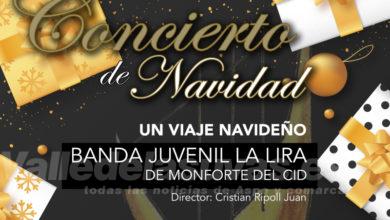 Photo of #Monforte: Concierto de Navidad de la Banda Juvenil La Lira