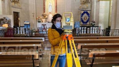 Photo of #Monforte: Un escáner láser para estudiar la estructura de la Iglesia Nuestra Señora de las Nieves