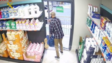 Photo of #Aspe: Detienen a un ladrón de productos gourmet que robaba en una conocida cadena de supermercados