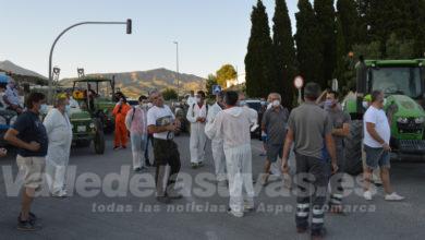 Photo of #Agost desinfecta las calles con tractores ante el incremento de contagios