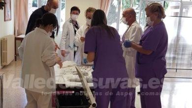 Photo of #Diputación: El Hogar Provincial vacuna contra la COVID-19 a usuarios y trabajadores
