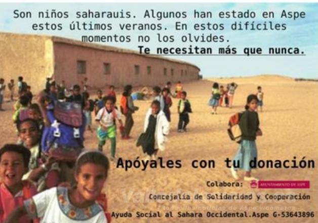 Ayuda Sahara