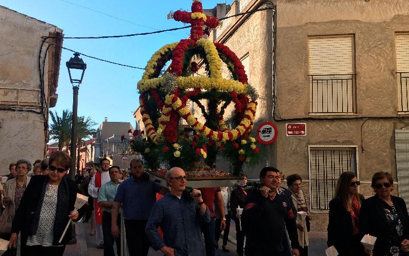 Arcos calle de la Cruz