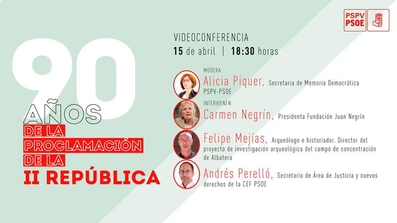 II República PSOE