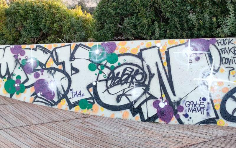 Grafitis petrer